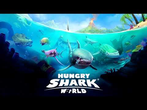 Hungry Shark World Main Theme Music Song Sound Track [Complete][Full][Perfect]