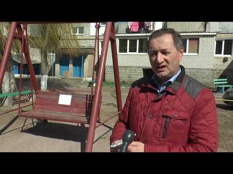 KorostenTV: KorostenTV_31-03-20_Дитячі майданчики - під забороною!