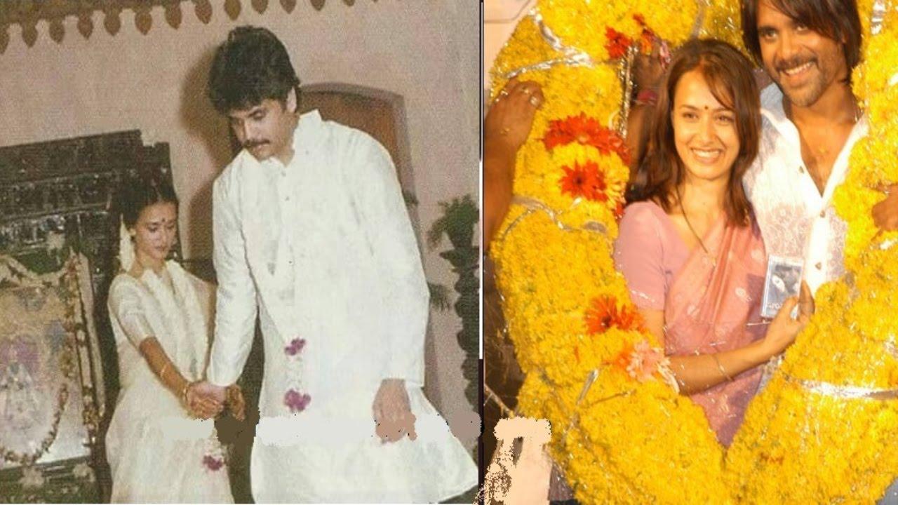Akkineni Nagarjuna And Amala Marriage Photos Creative Gallery