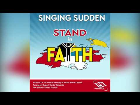 (Antigua Carnival 2016 Calypso Music) King Singing Sudden - Stand In Faith