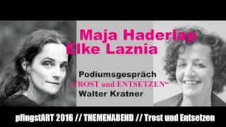 pfingstART 2017_MAJA HADERLAP_ELKE LAZNIA_EDITH TEMMEL