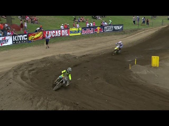 2019 RedBud National - 250 Moto 2 Ferrandis to the front