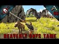 ARK: HEAVENLY ONYC TAME! HE ASCENDED! Ep 85  [Vanilla w/ S+] [Sons of AnARKy]