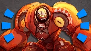 Overwatch - Doomfist