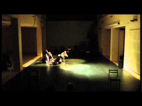 """Antigone""  a dance theatre"