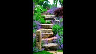 The Best Ideas to Make Garden Stairs and Steps