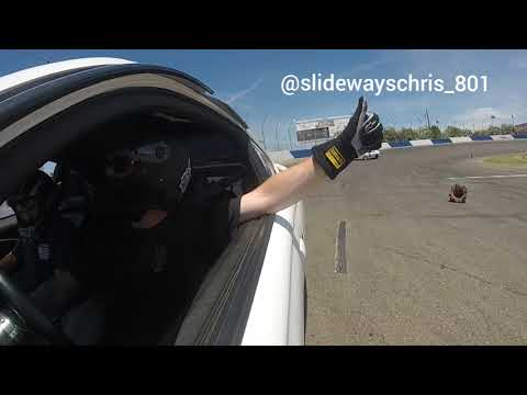 Stockton 99 Speedway Outlaw Drift Stang Tandems