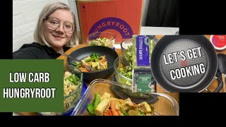Hungryroot Unboxing Cook Along and Review | Low Carb