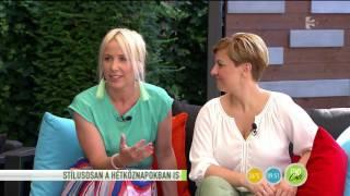 Ábel Anita: ˝Én sem fejlődtem topmodellé˝ - tv2.hu/fem3cafe
