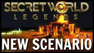 Secret World Legends: You Did What To Stonehenge? | New Stonehenge Occult Defence Scenario