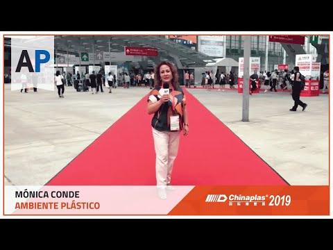 Chinaplas 2019 // Día 1