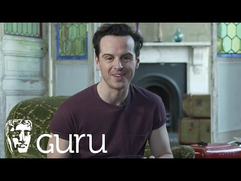 60 Seconds with… Andrew Scott