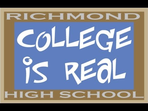 College is Real Richmond