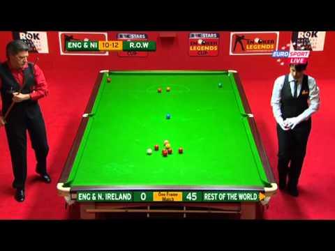 Snooker - Legendák Kupája 2013 [2.nap]
