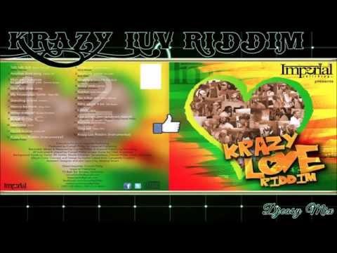 Krazy Luv Riddim (Produced by Cornell Phillip)  {Reggae 2015} mix by djeasy