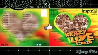 Krazy Luv Riddim (Produced by Cornell Phillip)  {Reggae 2015} mix by djeasy