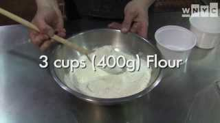"""How To Make """"No Knead"""" Bread at Home"""