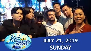 Idol On The Road Live Update | July 21, 2019