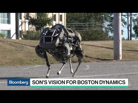 Why SoftBank Is Buying Boston Dynamics