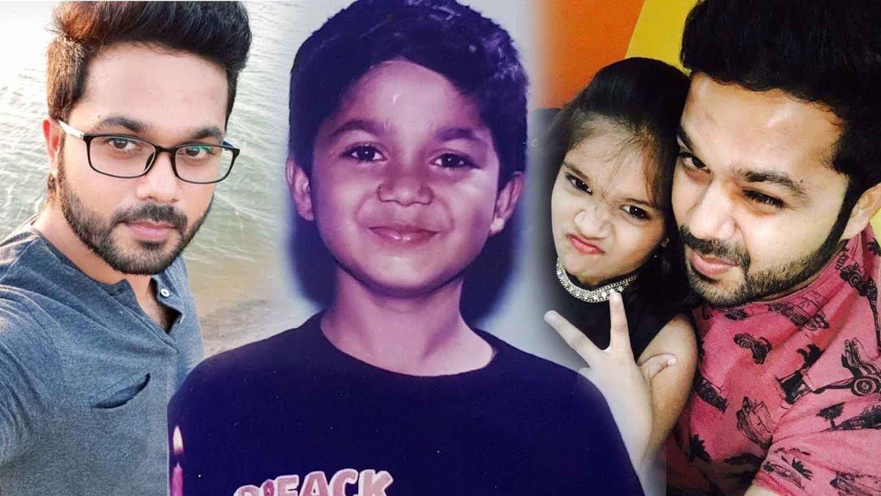 Vijay Tv Raja Rani Serial Fame Karthik (Sanjeev) Family with Friends |  Unseen Personal Pics