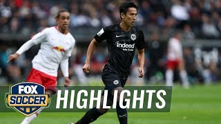 Eintracht Frankfurt vs. RB Leipzig | 2018-19 Bundesliga Highlights