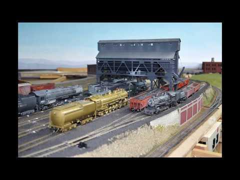 Jim Rollwage's HO Scale Denver Pacific Railroad Layout - July 16, 2017
