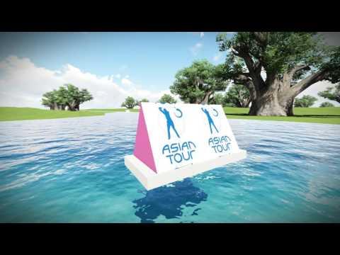 Kurmitola Golf Club Branding 2016