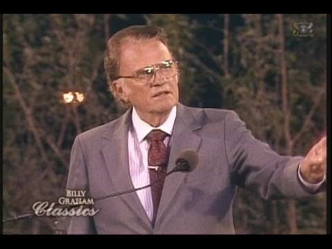 Billy Graham - Forgiveness