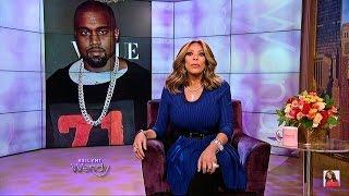 "Wendy Calls Kanye West A ""Woman"" (1-28-2016)"