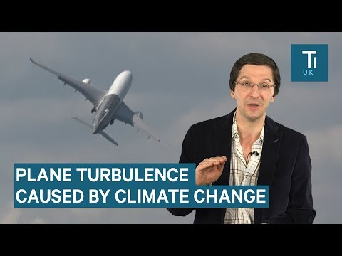 A meteorologist explains how climate change makes flying more expensive