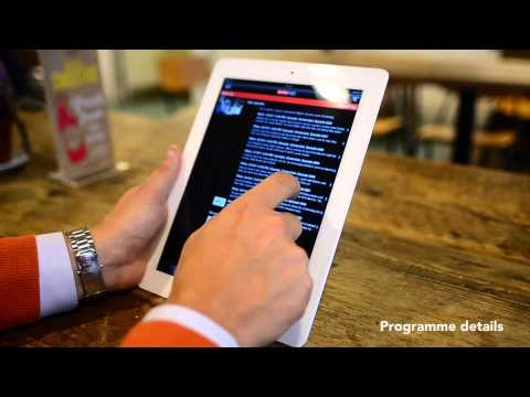 Freeview iPad App Guide
