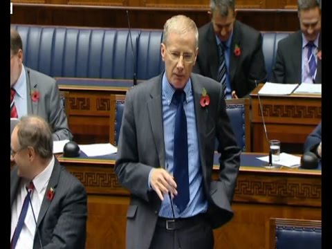 Carál Ní Chuilín slams Gregory Campbell over Irish language insult