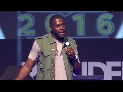 Robert Madu @ 2016 Legendary Conference // Legendary Youth