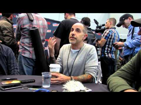 EXCLUSIVE INTERVIEW: NYCC 2014 -