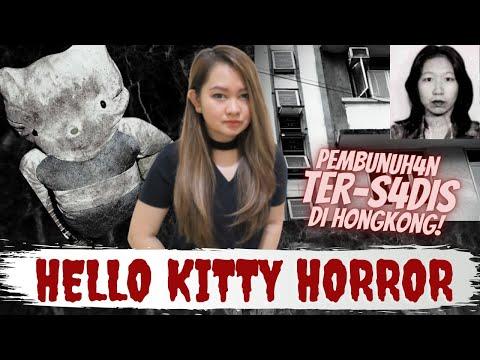 KASUS P3MBUNUH4N PALING BRUT4L DI HONGKONG - HELLO KITTY MUR