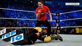 Top 10 Mejores Momentos de SmackDown En Español: WWE Top 10, Nov. 8, 2019