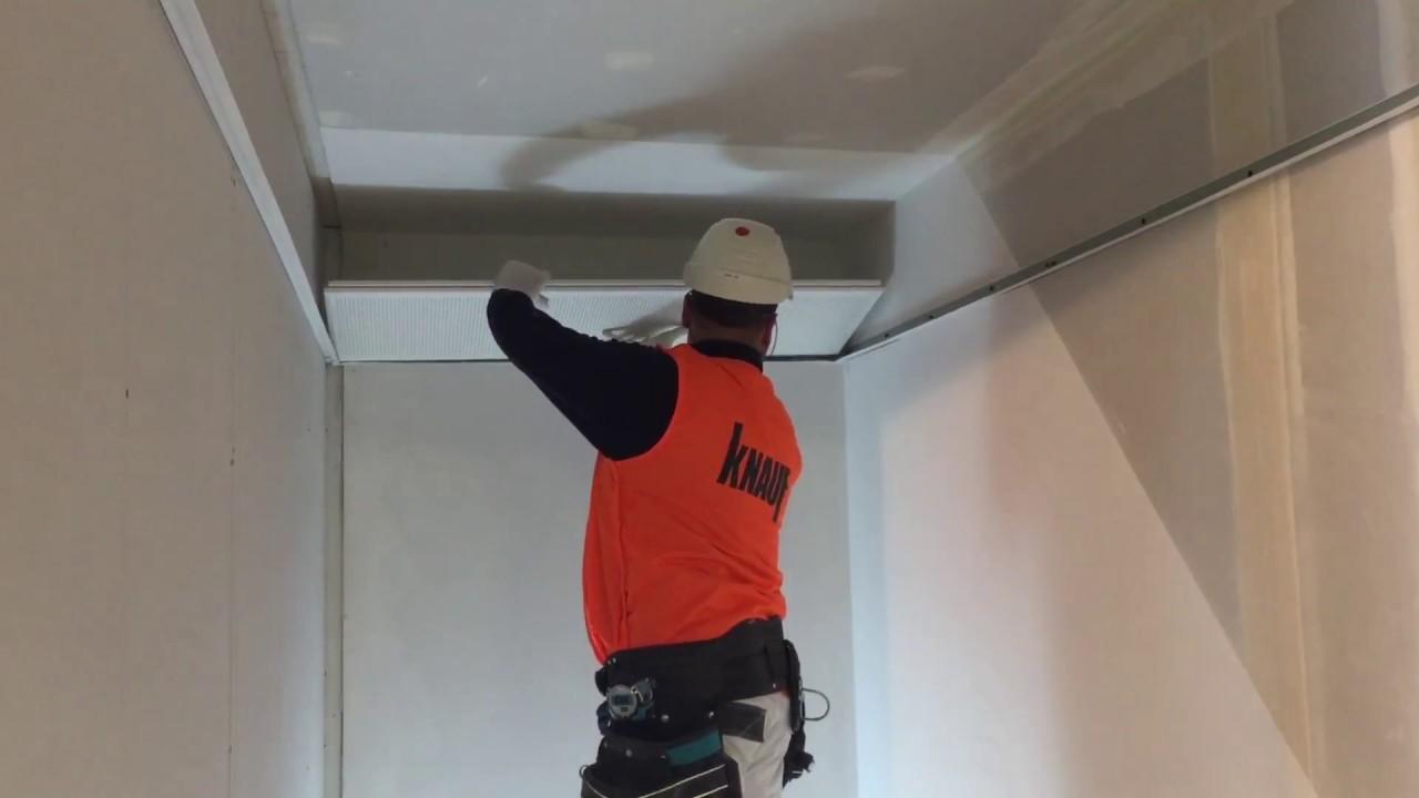 Knauf Acoustic And Design Corridor 400 Ceiling