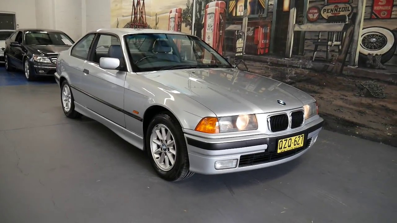 bmw 318is 1997 e36 coupe youtube. Black Bedroom Furniture Sets. Home Design Ideas