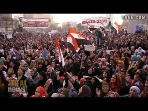 Clashes Erupt as Egyptians Commemorate Mubarak's Ousting