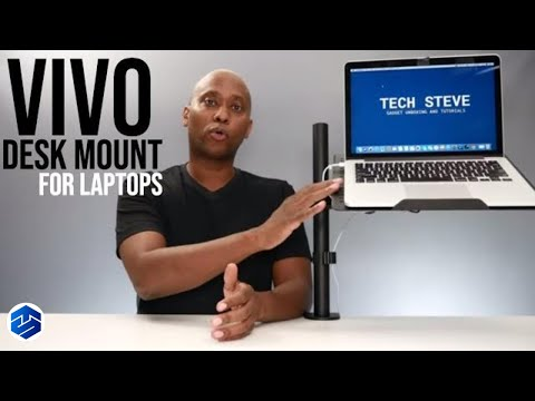 VIVO Stand V001L Desk Mount For Laptops