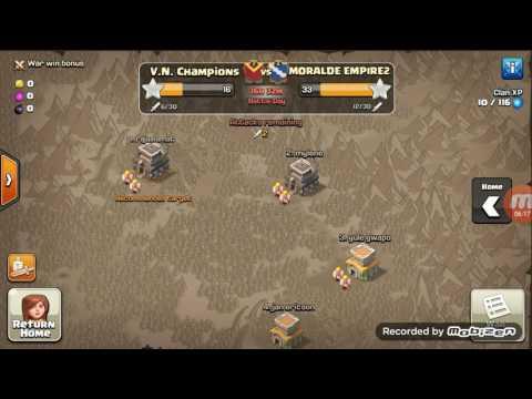 CoC V.N. Champion vs Arab/Indonesia Clan
