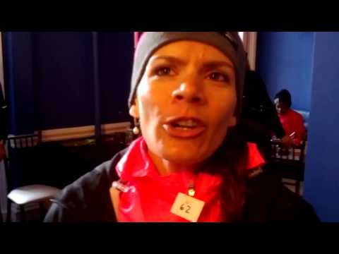 Adriana Nelson After 2014 NYC Half Marathon