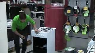 Обзор газовой плиты Nord 100-2В