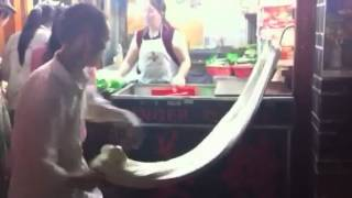 Chinese Traditional Candy Making in LiJiang ( 雲南 薑糖 )