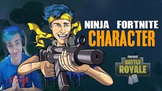 Ninja plays alone - Fortnite Battle Royale Highlights - Secret Surprise