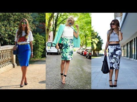 13 Fabulous Ways to Wear Pencil Skirt This Season