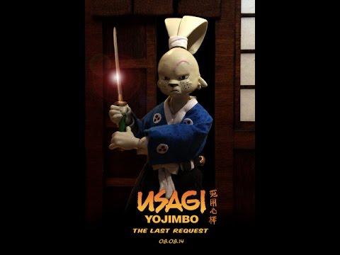 "Usagi Yojimbo - ""The Last Request"""