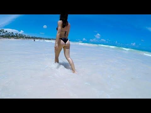 4K TRAVEL VIDEO DJI MAVIC Bávaro (Punta Cana) - Dominican Republic 2017