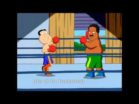 Family Guy - Rocky