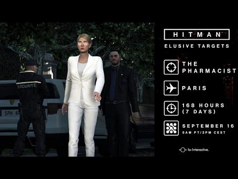HITMAN - Elusive Target #10 (Live Stream SA/SO)